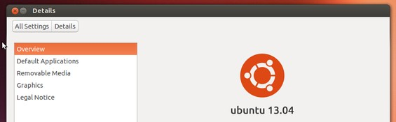 screen15 Upgrade to Ubuntu 13.04 Raring Ringtail in less than 20 minutes without problems