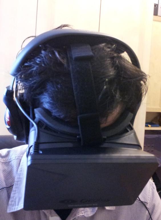 Akasha Oculus Rift 2