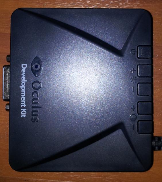 Oculus Rift connection box