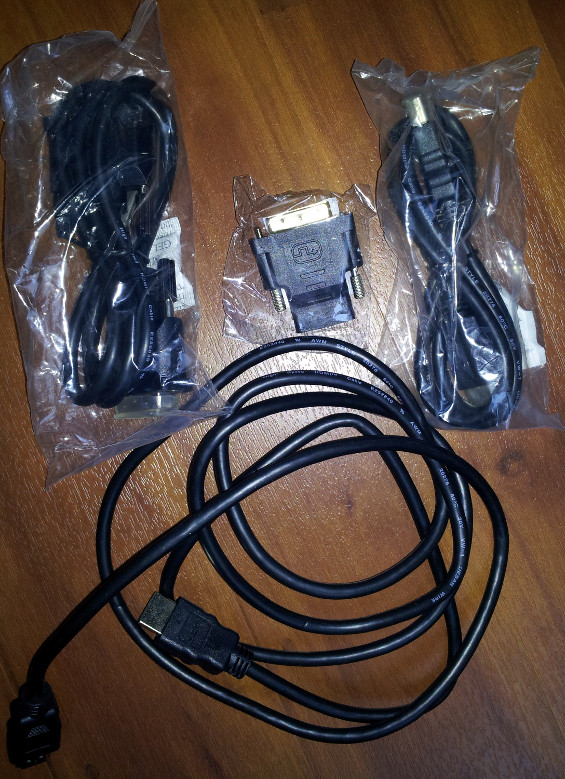 Oculus Rift cables