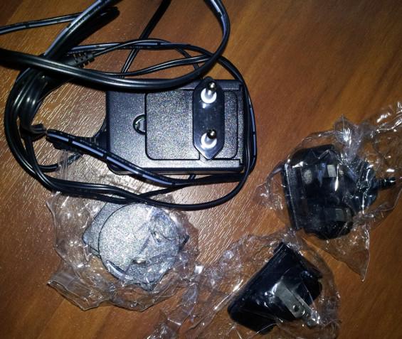 Oculus Rift power supply